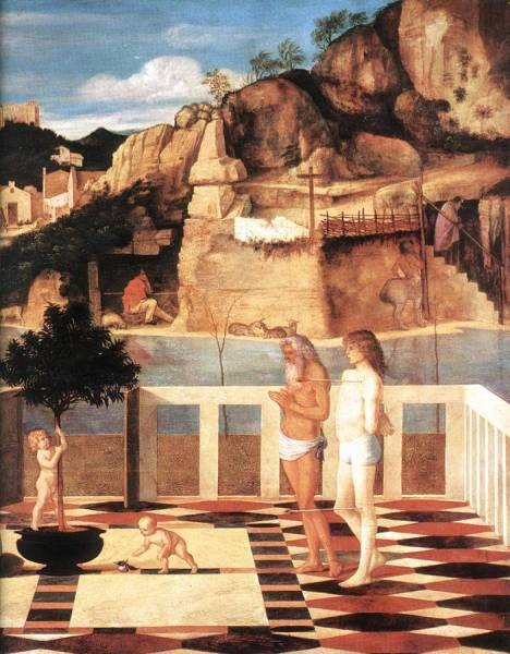 Sacred allegory EUR